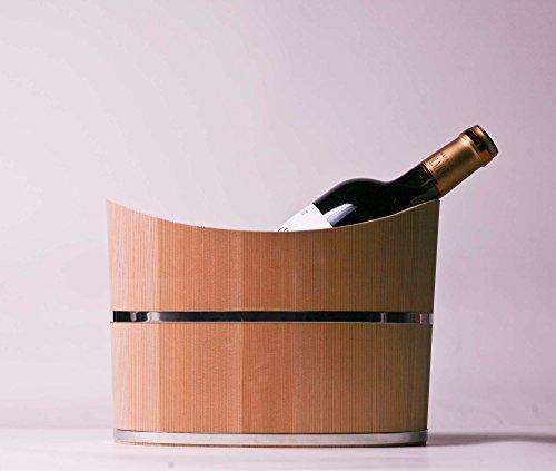 木の匠のワインクーラー「翔」_木地タイプ