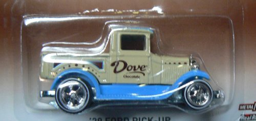 Hot Wheels Dove Chocolate '29 Ford Pick-up - 1