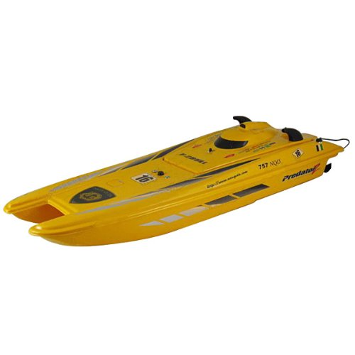Big Bargain NO.757T-6012C 1:25 Wireless RC Racing Boat