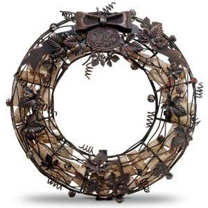 Epic Products Cork Cage Wreath, 13.25-Inch by Epic Products Inc.