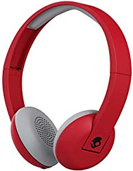 Skullcandy S5URHW-462 Skullcandy on-ear Headphones(Red)