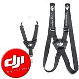 DJI Original Adjustable Remote Controller Strap Shoulder Strap Support Mount For Phantom 3 Professional / Advanced Quadcopter - Black