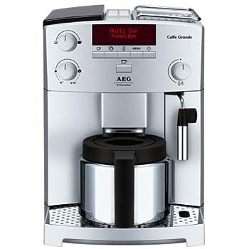 aeg cg 6400 espressovollautomat. Black Bedroom Furniture Sets. Home Design Ideas