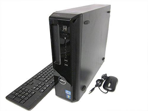 中古パソコン DELL Vostro 260s 4コア Core i5 2400(最大3.4GHz) メモリ4G マルチ 500G Win7Pro 64bit