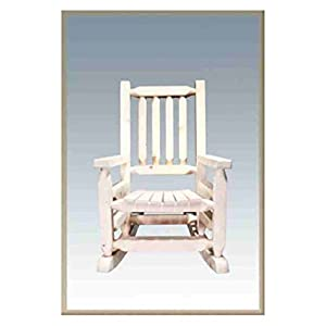 Montana Woodworks Homestead Collection Children's Rocker from Montana Woodworks Inc
