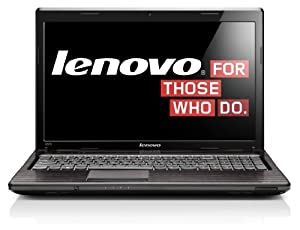 Lenovo G570 4334EEU 15.6-Inch Laptop (Black)