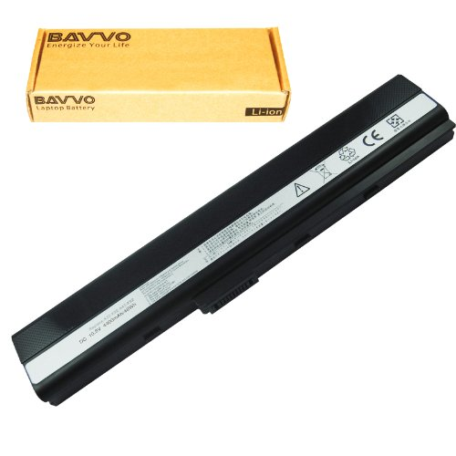 ASUS K52f-sx074v K52JB K52JC K52JE K52JK K52Jr K52jr-a1 K52jr-x2 K52jr-x4 Laptop Battery - Hard to come by Bavvo� 6-cell Li-ion Battery