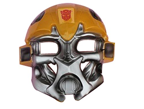 Cool Masks Halloween Gifts Toys for Children Transformers Bumblebee