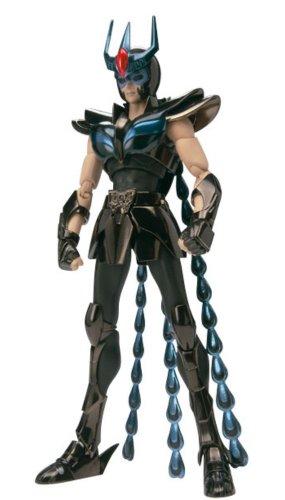 Saint Seiya: Black Phoenix Ikki's Shadow Cloth Myth Action Figure