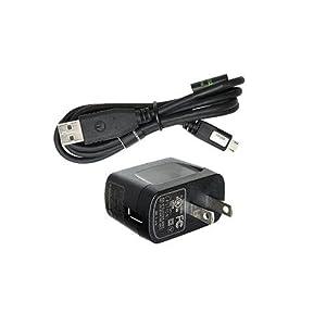 Motorola Micro-USB Home and Travel Charger