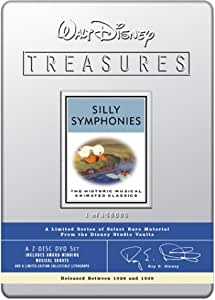 Walt Disney Treasures: Silly Symphonies - The Historic Musical Animated Classics