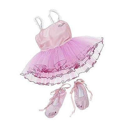 Bella Dancerella Home Ballet Studio - Tutu & Ballerina Slippers Gift