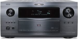 Denon AVR5308CI Home Theater Receiver NEWEST VERSION (Discontinued by Manufacturer)