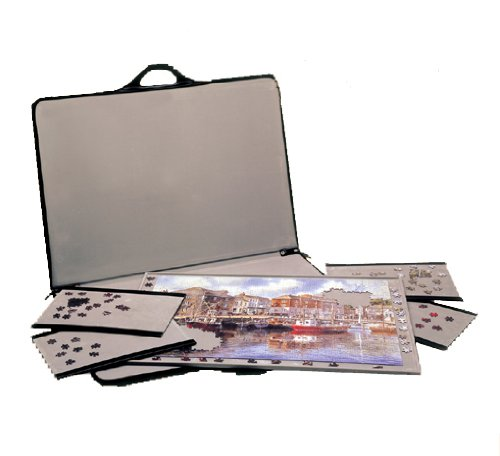 JIGSORT 1000 Jigsaw Puzzle Carrier, Case, Holder, Caddy