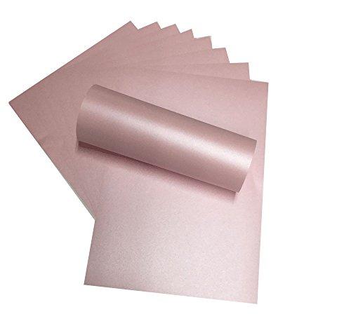 set-de-10-papeles-a4-brillantes-de-color-rosa-nacarado-120-gsm-de-doble-cara-adecuado-para-impresora