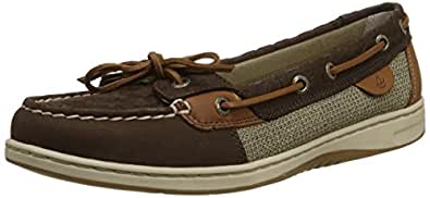 Sperry top sider women 39 s angel fish embossed for Best boat shoes for fishing