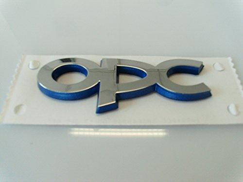 Original Opel OPC Schriftzug Logo selbstklebend 177266 Emblem