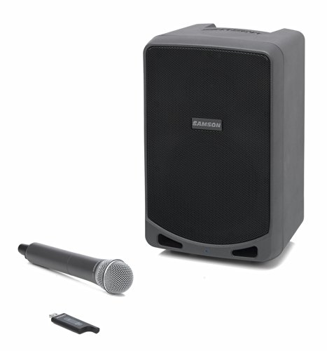 Samson Expedition Xp106W Rechargeable Battery Powered Wireless Pa With Bluetooth®