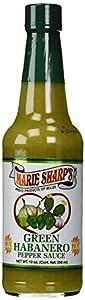Marie Sharp's Green Habanero Hot Sauce 10 Oz from Marie Sharp's