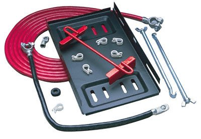 Taylor Cable 48000 Single Trunk Mount Battery Relocator Kit