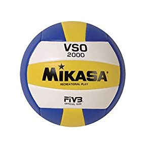 Buy Mikasa VSO2000 FIVB Replica Volleyball by Mikasa Sports