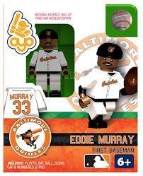 Eddie Murray OYO MLB HOF Eddie Murray G2 Series 2 Mini Figure Limited Edition - 1