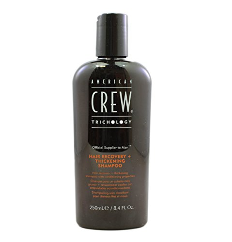 American Crew Classic Hair Recovery + Thickening Shampoo 250