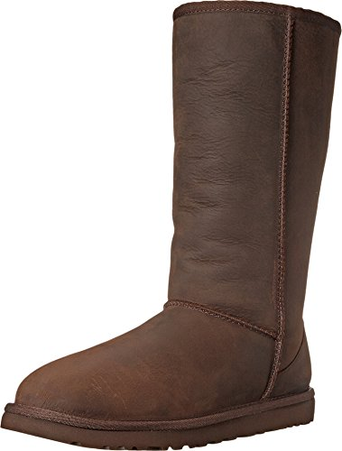 UGG Women's Classic Tall Tasman Brownstone Boot 8 B (M) (Ugg Classic Tall Boots compare prices)