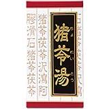 【第2類医薬品】「クラシエ」漢方猪苓湯エキス錠 72錠