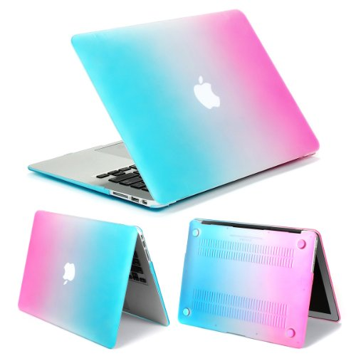 【JUVENA】APPLE MacBook Pro Retina 13.3インチ専用クリアPCカバー 保護ケース