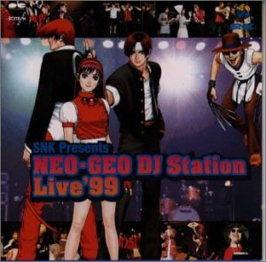 NEO GEO DJ Station LIVE'99 ― オリジナル・サウンドトラック
