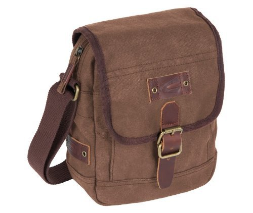 купить camel active Messenger Bag Camel Active Lakehurst 175 brown - BROWN 175 602 20_Braun_26 недорого