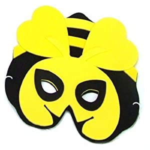 Bumble Bee Foam Mask (máscara/ careta)