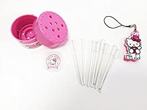 Hello Kitty Magic Nails Collectible Charm Trick Play Set