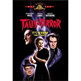 Tales of Terror:  It's Terror Times Three ~ Vincent Price