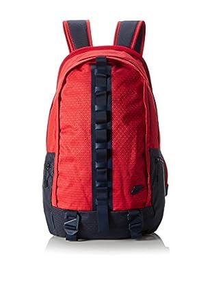 Nike Mochila (Rojo / Azul Marino)