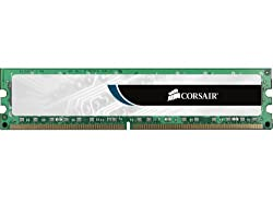 Corsair CMV4GX3M1A1333C9 4GB DDR3 Single Memory Module