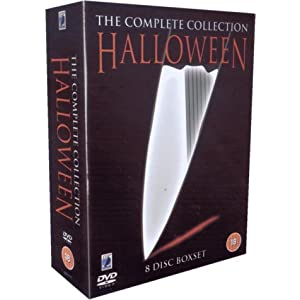 Halloween: The Complete Collection (Eight Disc Box Set) [DVD]