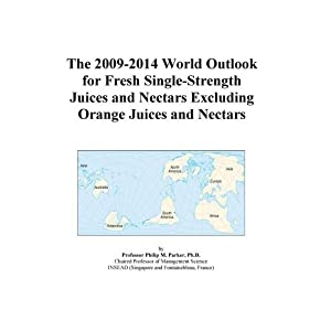 The 2009-2014 World Outlook for Fresh Single-Strength Juices and Nectars Excluding Orange Juices and Nectars Icon Group