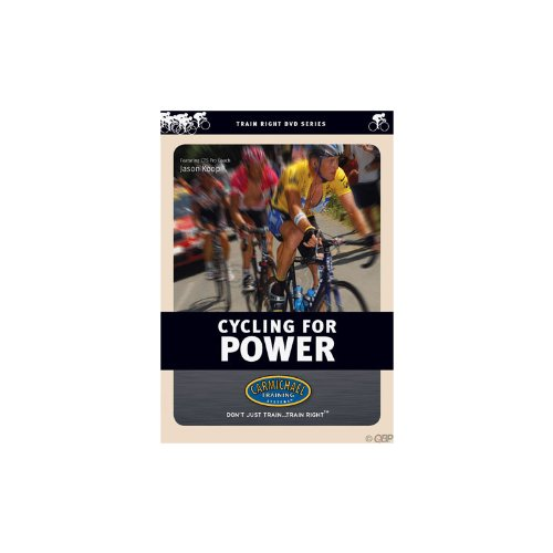 Carmichael Training Systems CTS Cycling for Power DVD