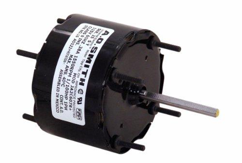 Ao Smith 431 3.3-Inch Frame Diameter 1/25 Hp 1550 Rpm 115-Volt 1.2-Amp Sleeve Bearing Blower Motor