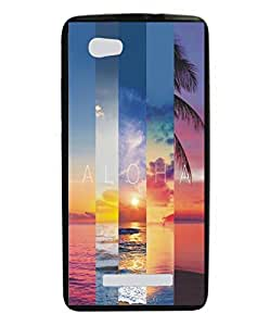 Techno Gadgets Back Cover for Micromax Canvas Juice 3+ Q394