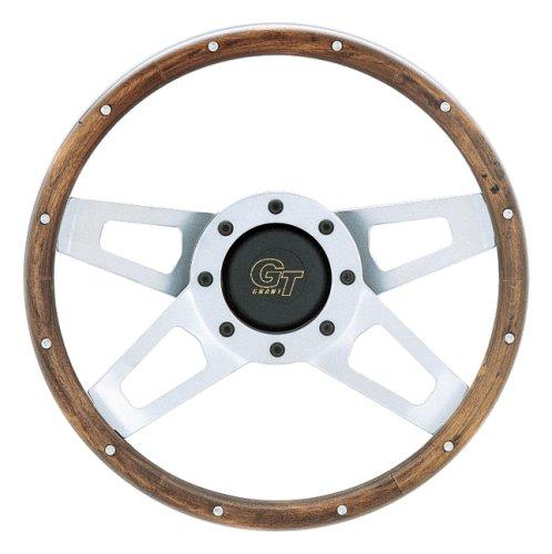 Grant 405 Challenger Wood Steering Wheel