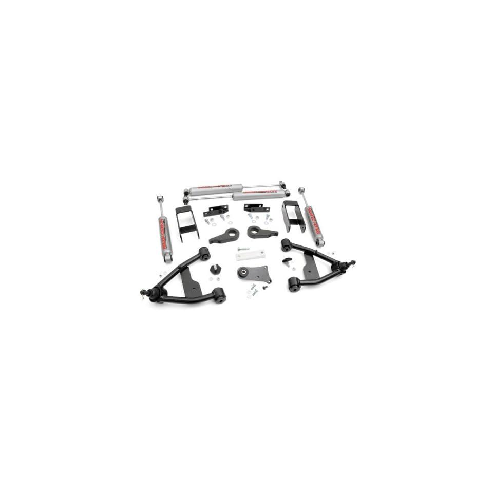 Rough Country   242N2   2.5 inch Suspension Leveling Lift Kit w/ Premium N2.0 Shocks