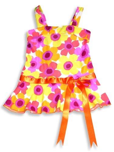 Rubbies - Toddler Girls Sundress, Yellow, Pink Multi - Buy Rubbies - Toddler Girls Sundress, Yellow, Pink Multi - Purchase Rubbies - Toddler Girls Sundress, Yellow, Pink Multi (Rubbies, Rubbies Dresses, Rubbies Girls Dresses, Apparel, Departments, Kids & Baby, Girls, Dresses, Girls Dresses, Casual, Casual Dresses, Girls Casual Dresses)