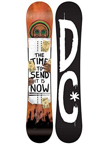 Herren Freestyle Snowboard DC PBJ 157 2015