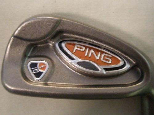 Ping i10 7 iron Purple Steel Regular 7i i-10 NEW