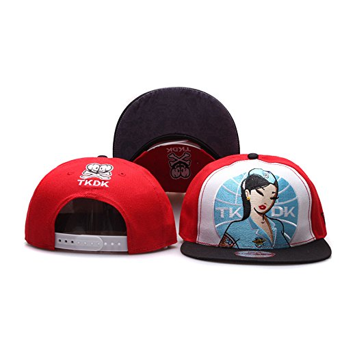 BeiGaoz-YP Hip Hop Unisex Adjustable Snapback Hat Cap Men Women Baseball Caps Tokidoki