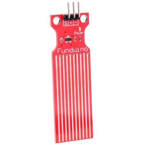 Water Level Alarm Sensor Module Liquid Level Sensor Circuit Board By Ninetong front-39238