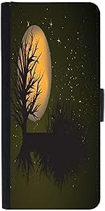 Snoogg Fantasy Backgrounddesigner Protective Flip Case Cover For Samsung Gala...
